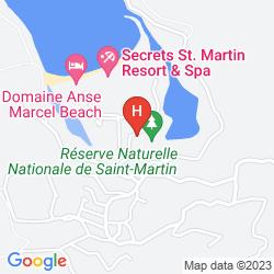 Mapa LE DOMAINE DE LONVILLIERS