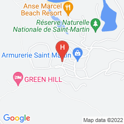 Mapa MARQUIS BOUTIQUE HOTEL & SPA