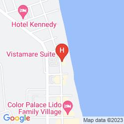 Mapa VISTAMARE SUITE
