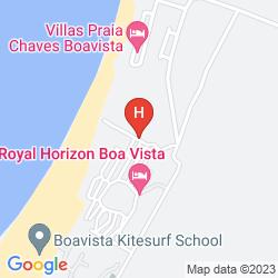 Mapa CLUBHOTEL RIU KARAMBOA - ALL INCLUSIVE