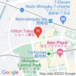 Mapa HILTON