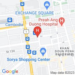 Mapa SOKHA CLUB