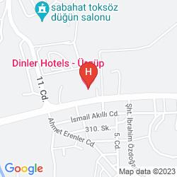 Mapa DINLER