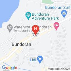 Mapa ALLINGHAM ARMS HOTEL