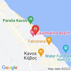 Mapa ISLAND BEACH - ADULTS ONLY