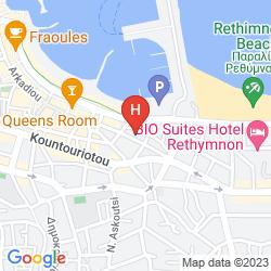 Mapa CONSTANTIN