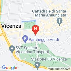 Mapa CAMPO MARZIO