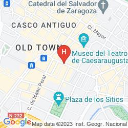 Mapa SILKEN REINO DE ARAGON