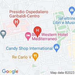 Mapa SAN MAX HOTEL