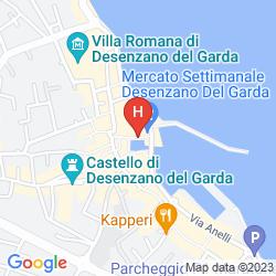 Mapa VITTORIO
