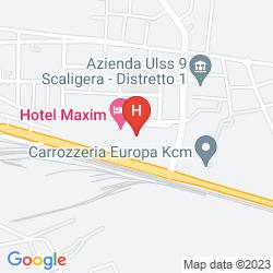 Mapa MAXIM