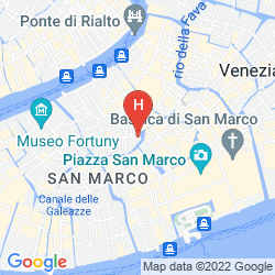 Mapa BONVECCHIATI