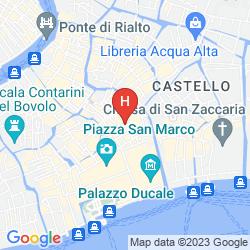 Mapa ANTICO PANADA