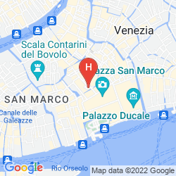 Mapa SAN MARCO PALACE