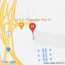 Mapa BEST WESTERN HARTFORD HOTEL & SUITES