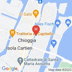 Mapa GRANDE ITALIA