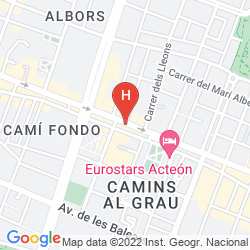 Mapa VILLACARLOS