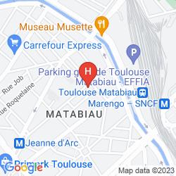 Mapa LA CARAVELLE