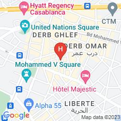 Mapa GUYNEMER