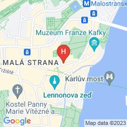 Mapa LOKAL INN