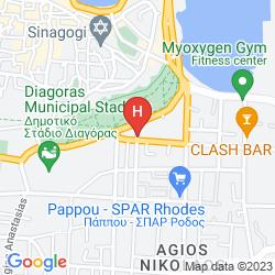 Mapa SYLVIA