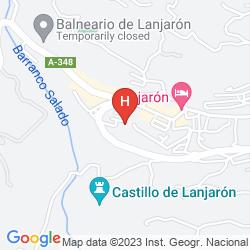 Mapa ALCADIMA