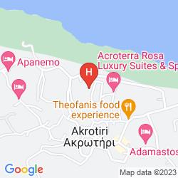 Mapa VILLA MARIA ROOMS & STUDIOS