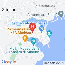 Mapa GERANIO ROSSO