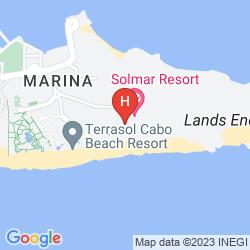 Mapa PLAYA GRANDE RESORT & GRAND SPA