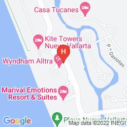 Mappa HACIENDA LA PUERTA DE ENMEDIO