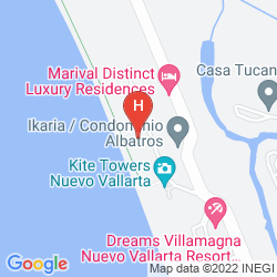 Mappa SAMBA VALLARTA
