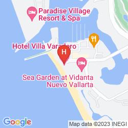 Mappa VILLA VARADERO