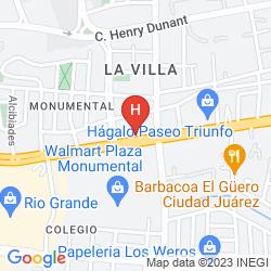 Mappa LA TEJA
