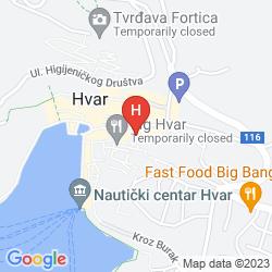 Mappa GUESTHOUSE NOVAK