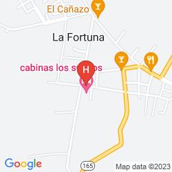Mappa TABACON GRAND SPA THERMAL RESORT