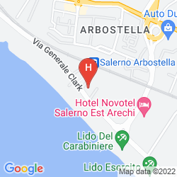Mappa MEDITERRANEA HOTEL & CONVENTION CENTER