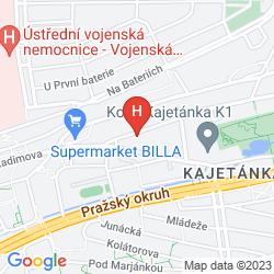 Mappa MARKETA