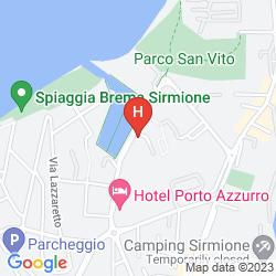 Mappa DU PARC