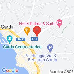 Mappa VILLA MULINO