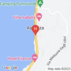 Mappa ALBERGO CARLO
