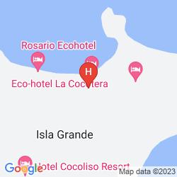 Mappa SAN PEDRO DE MAJAGUA