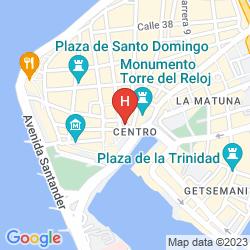 Mappa CASA CABAL