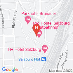 Mappa WYNDHAM GRAND SALZBURG CONFERENCE CENTER