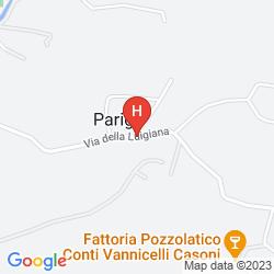 Mappa I PARIGI CORBINELLI - RESIDENZA D'EPOCA