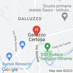 Mappa LA FATTORESSA