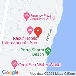 Mappa HOTEL SOL Y MAR RIVA CLUB
