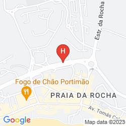 Mappa APARTAMENTOS SOLMONTE