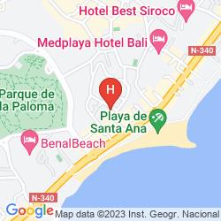 Mappa PALIA LA ROCA