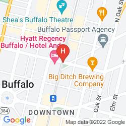 Mappa HYATT REGENCY