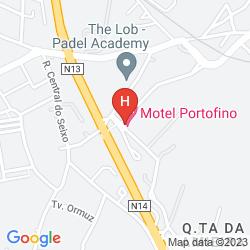 Mappa PORTOFINO